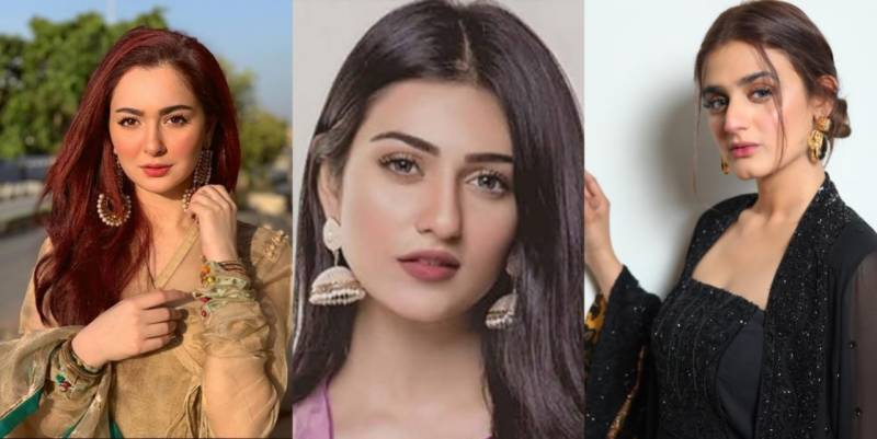 Actresses who rule the television screens these days