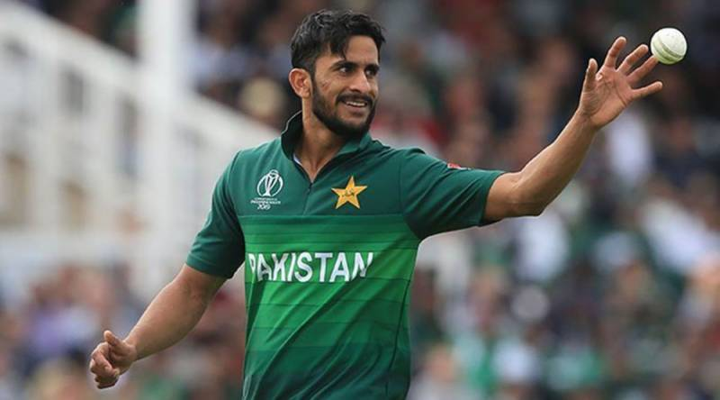 Hasan Ali recovering from back injury