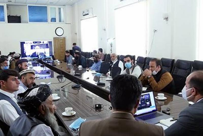 Afghan farmers appeal to US over barred exports to Pakistan
