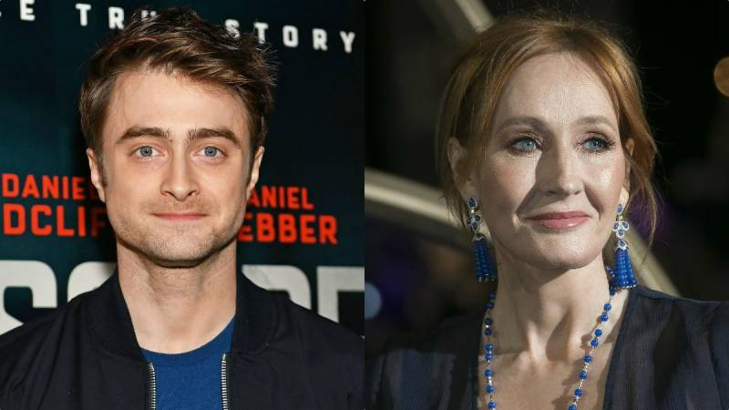 'Harry Potter' star says sorry to fans offended by author's post