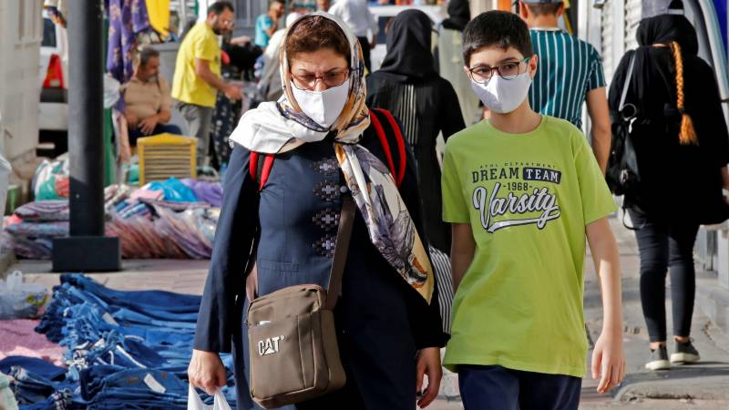 One in five Iranians may have had virus