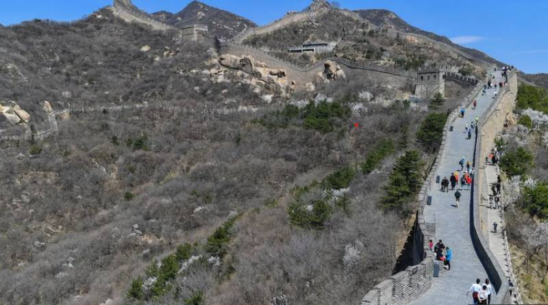 Part of China's Great Wall not built for war: Study