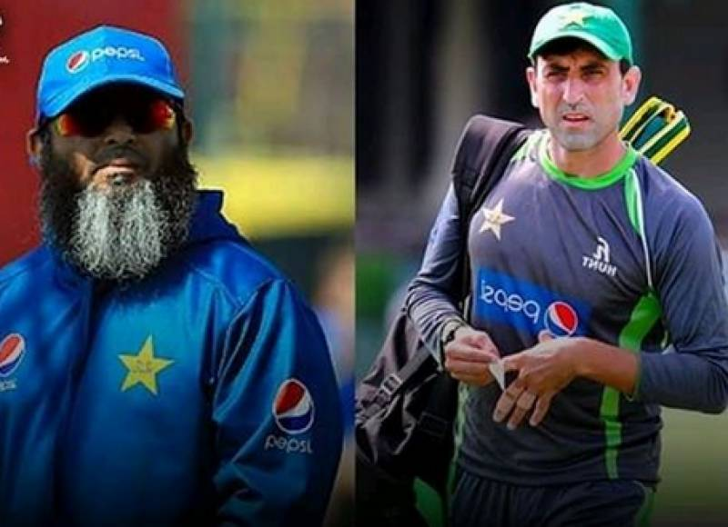 PCB appoints Younis batting, Mushtaq spin bowling coaches