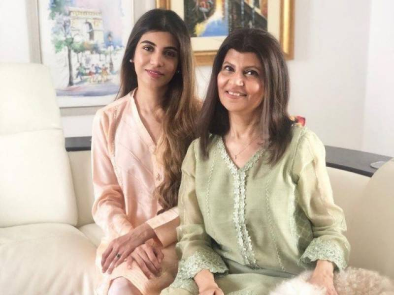 Rubina Ashraf is fine and recovering, says daughter