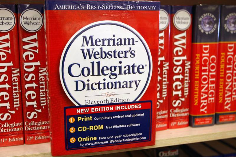 US dictionary Merriam-Webster to change its definition of racism