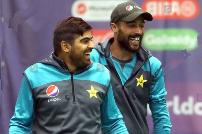 Amir, Haris pull out of England tour