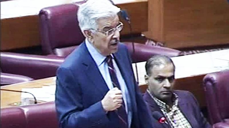 Kh Asif questions govt silence over Tareen's London visit