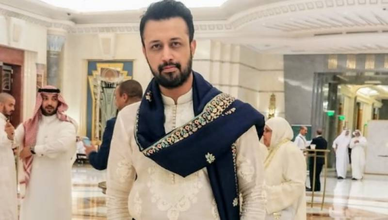My biggest wish is to recite Azaan at Holy Kaaba: Atif Aslam