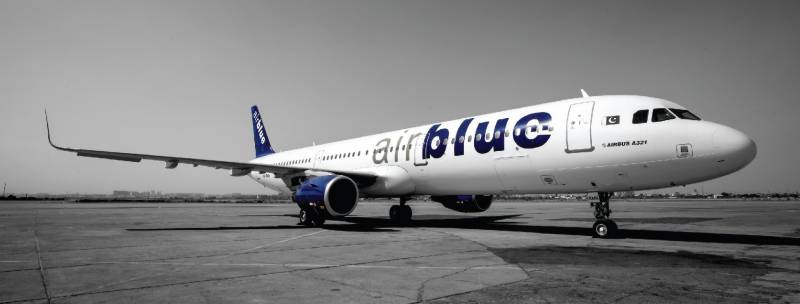 Airblue to resume flight operation from today