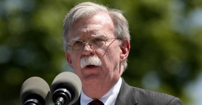 Bolton forges ahead with book on Trump 'transgressions'
