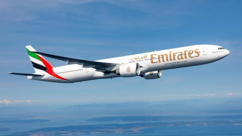 Emirates Airline starts special flights from Pakistan