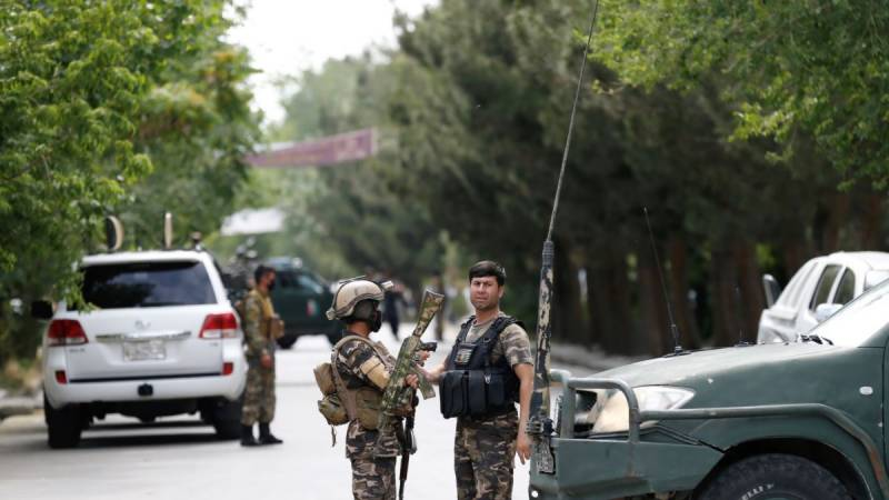 Four killed in Kabul mosque blast