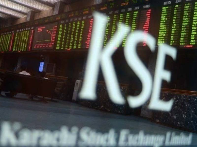 Mini-carnage at Pakistan Stock Exchange, down by 448 points