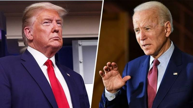 Trump may try to 'steal' election or not leave office: Biden