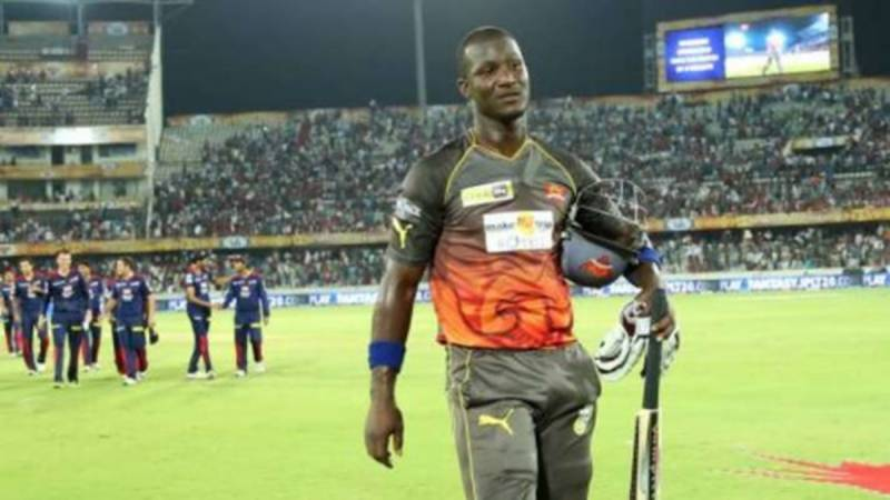 Sammy blasts Indian players over racial 'banter'