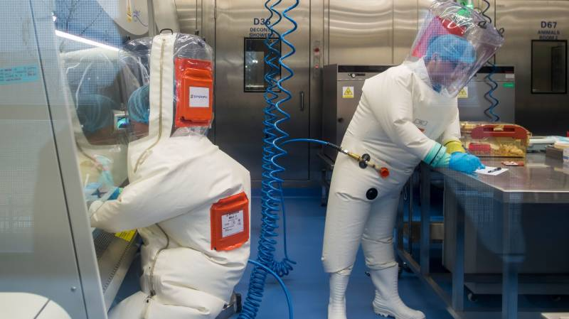 Scientists to find coronavirus treatment both in earth and space