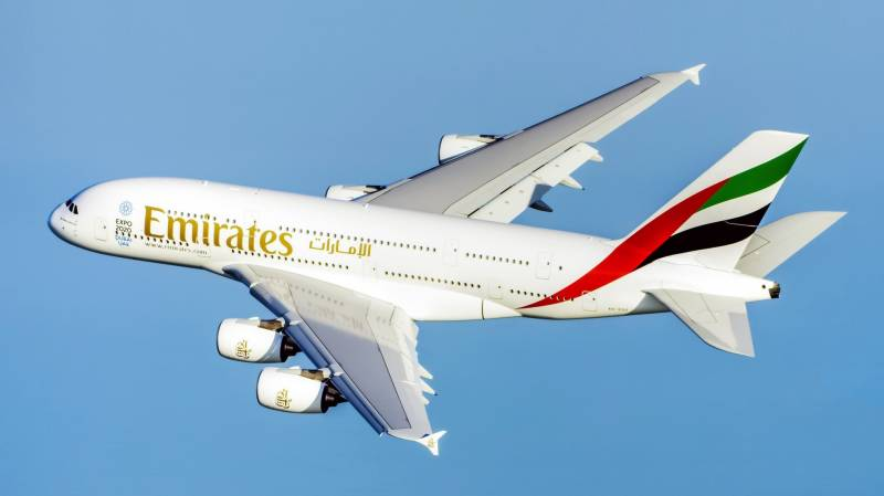 Emirates Airline drops Covid-19 tests for pilots, cabin crew