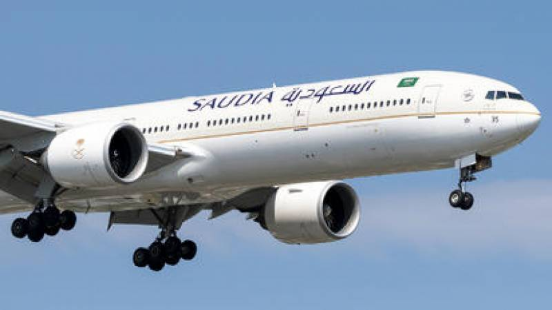 Saudia Airline issues fresh flight schedule for Pakistan