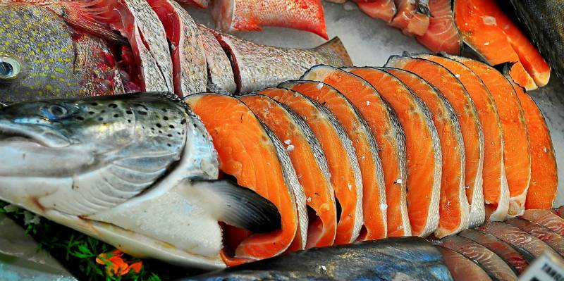 Beijing virus outbreak not connected to Norwegian salmon: Oslo
