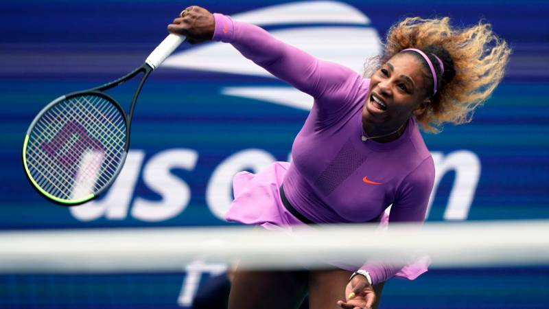 Serena set for US Open as officials vow safety, star power