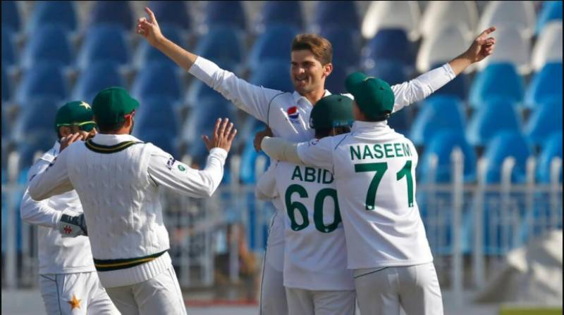 Shaheen sets sight on long good career in Test cricket