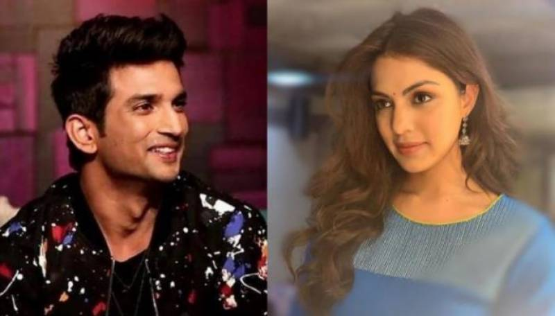 Sushant Singh, Rhea were set 'to tie the knot' in November