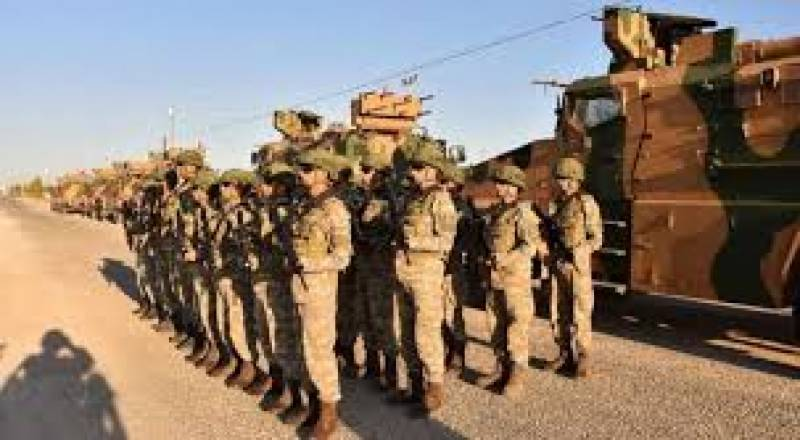 Turkey deploys special forces against Kurdish rebels in Iraq