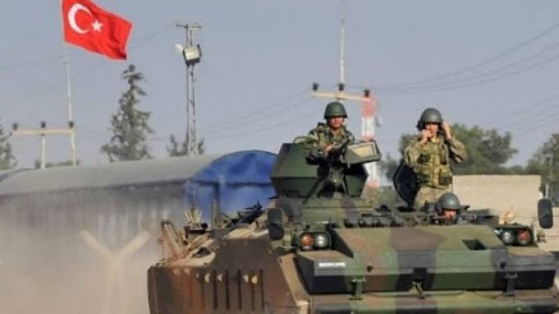 Turkey deploys troops against Kurdish rebels in Iraq