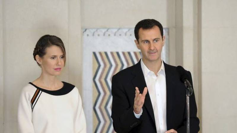 US sanctions dozens including Assad wife in new Syria campaign