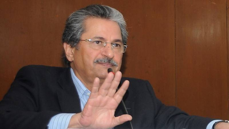Virtual sessions to protect parliamentarians from virus, says Shafqat