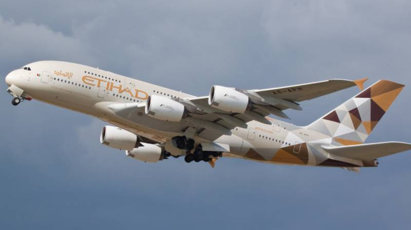 Etihad Airways restarts flights to another country