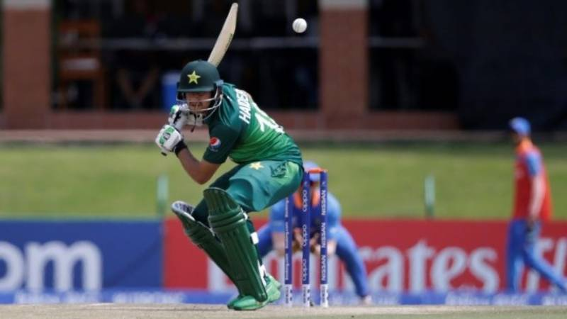 New Pakistan star Haider finds inspiration from old India foe Sharma