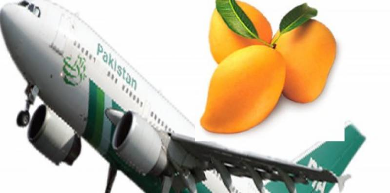 PIA cuts cargo fare by 30% to sweeten mango exports