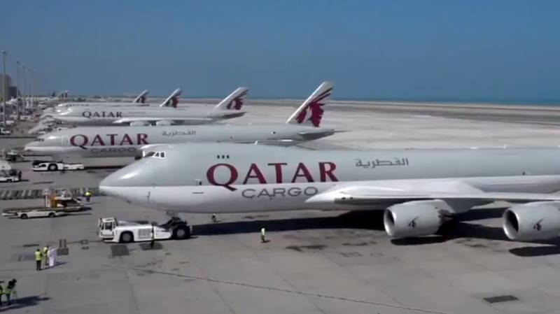 Qatar Airways says no new planes in 2020 or 2021