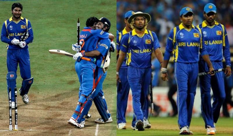 Sri Lankan 'sold' 2011 cricket World Cup final: minister