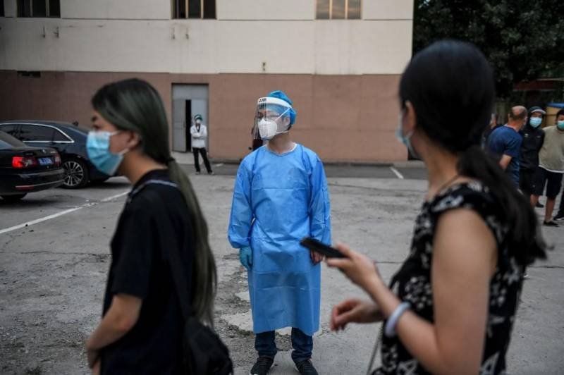 China releases genome from Beijing virus cluster as cases near 200