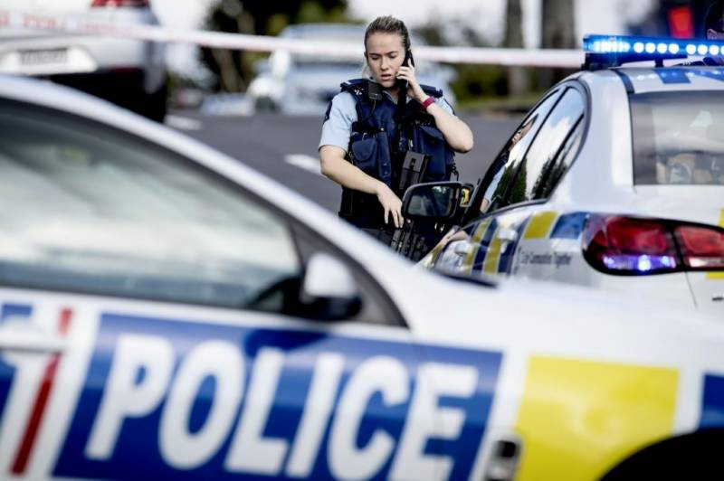 New Zealand shocked as policeman shot dead in rare attack