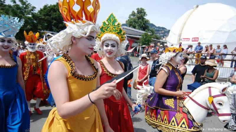 Switzerland allows gatherings of up to 1,000 people