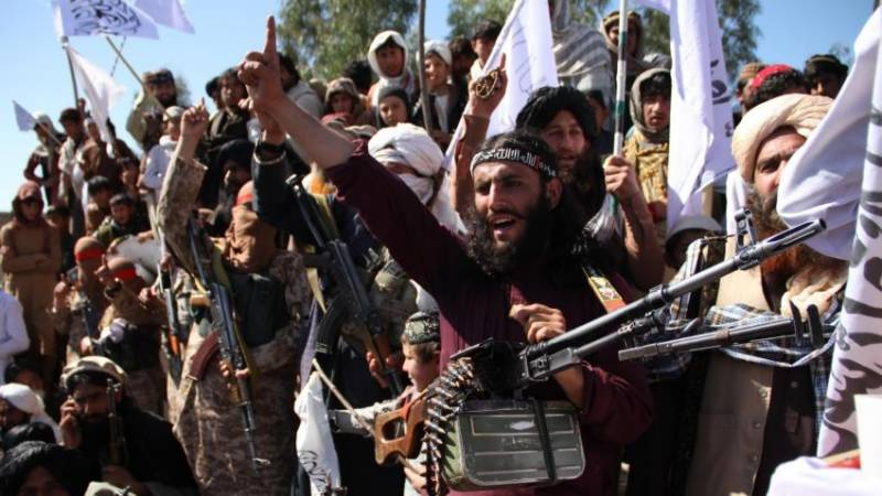 Taliban says no threat to West as US troops leave Afghanistan