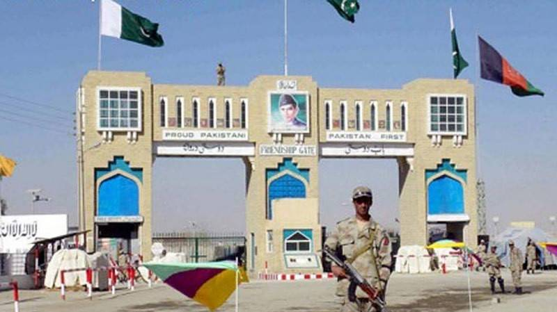 Pak-Afghan border opens for a day