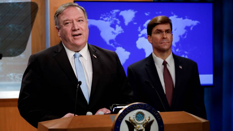 Pompeo says UN vote on race, policing in US is 'hypocrisy'
