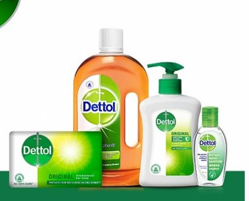 Group apprehended in Lahore while making fake/adulterated disinfectants