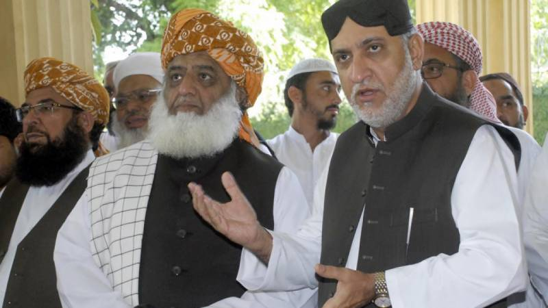 We're moving closer to Opp, says Mengal after meeting with Fazl