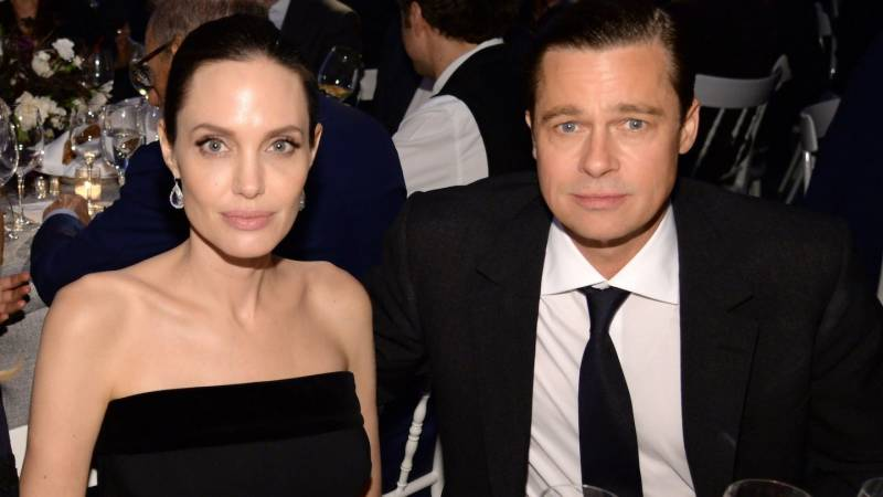 Angelina Jolie separated from Brad Pitt for family's 'wellbeing'