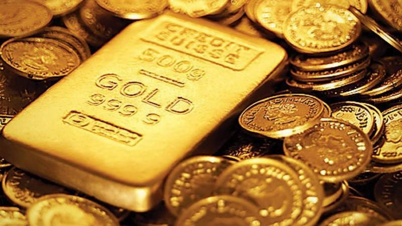Gold in Pakistan breaks its own all-time high record