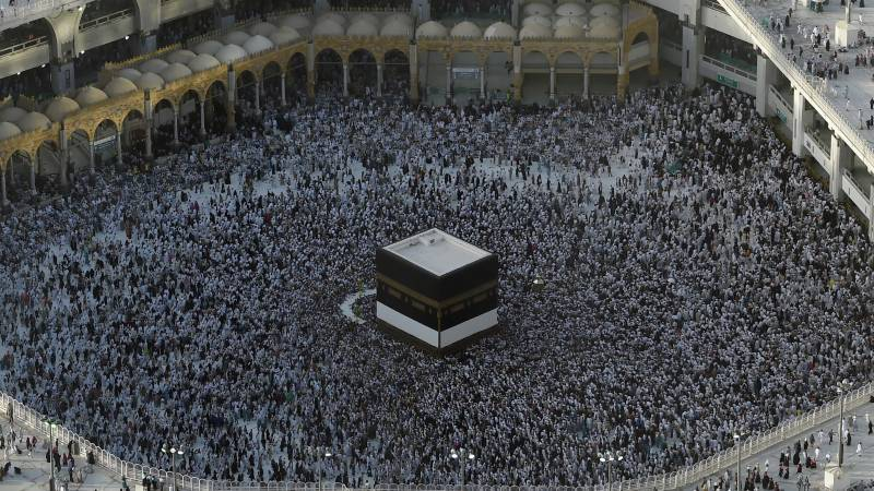 Muslims disappointed, but accepting, as Saudi scales back hajj