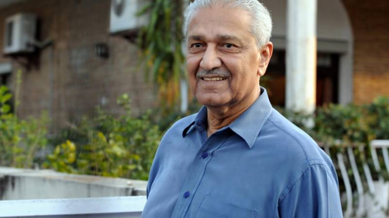SC directs govt to sit with Dr Abdul Qadeer to discuss scientist's free movement restrictions