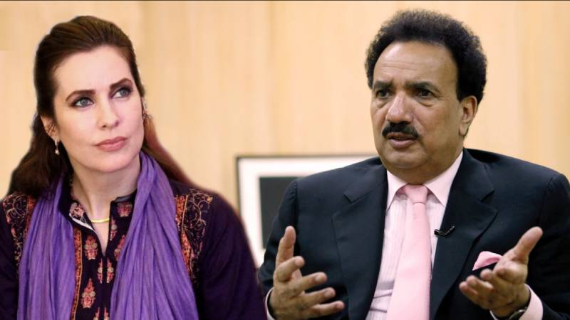 US blogger Cynthia Ritchie fears for her life from PPP leader Rehman Malik