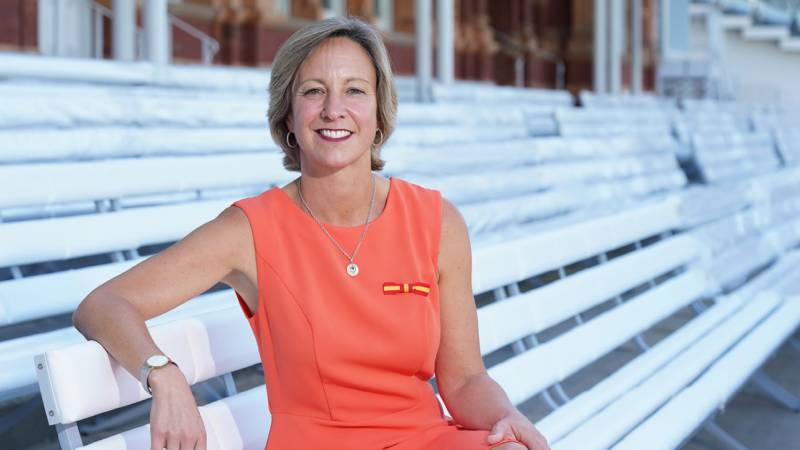 Connor to be first female MCC president in 233 years