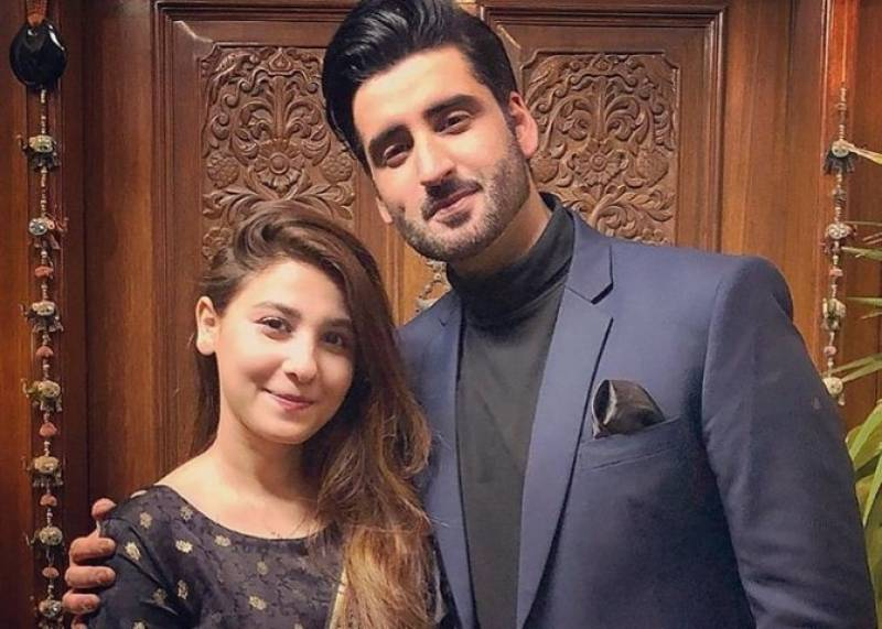 Hina Altaf says Aagha Ali is the best decision of her life